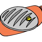 湯たんぽ無料イラスト