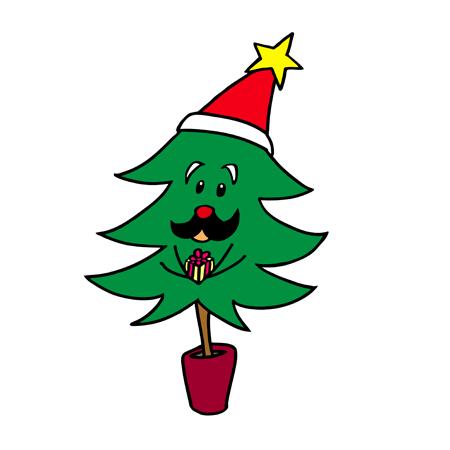 クリスマスツリーの画像 p1_28