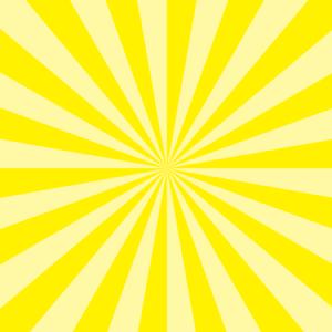 カラフル集中線3