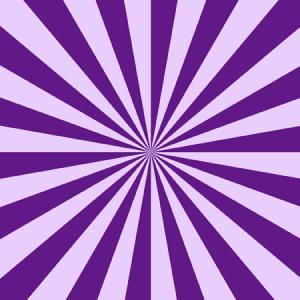 カラフル集中線6